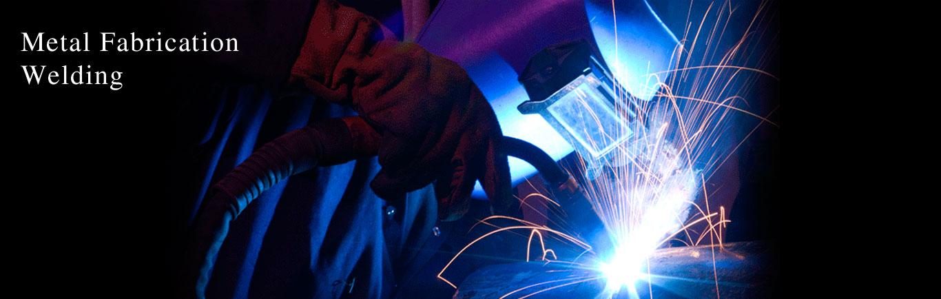 metal fabrication welding